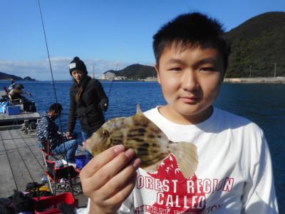由良海つり公園&釣堀ランドの2019年11月10日(日)1枚目の写真