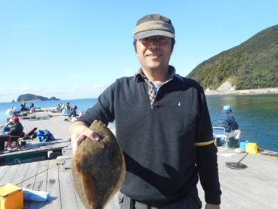 由良海つり公園&釣堀ランドの2019年11月10日(日)3枚目の写真
