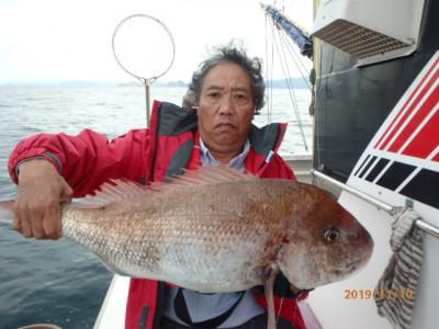 秀吉丸の2019年11月10日(日)2枚目の写真