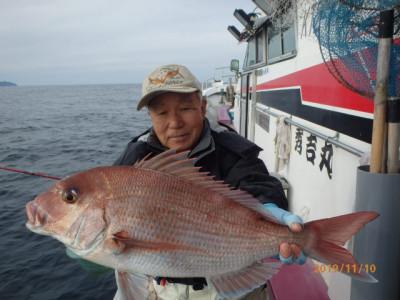 秀吉丸の2019年11月10日(日)3枚目の写真