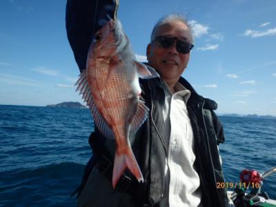 秀吉丸の2019年11月10日(日)4枚目の写真