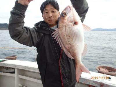 秀吉丸の2019年11月10日(日)5枚目の写真