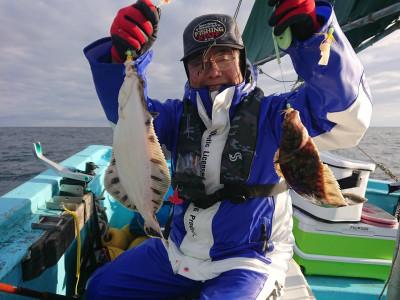 釣船 幌岩丸の2019年11月10日(日)3枚目の写真