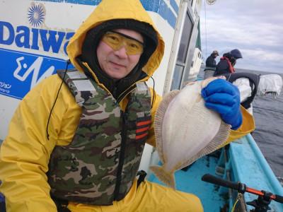 釣船 幌岩丸の2019年11月10日(日)4枚目の写真