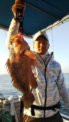 山寛・一美丸の2019年11月9日(土)1枚目の写真