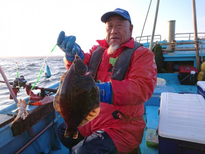 釣船 幌岩丸の2019年11月11日(月)1枚目の写真