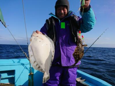 釣船 幌岩丸の2019年11月11日(月)2枚目の写真