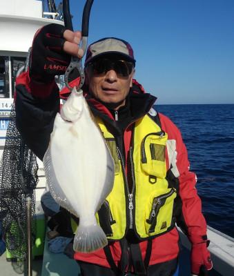 佐々木釣具店 平進丸の2019年11月13日(水)1枚目の写真