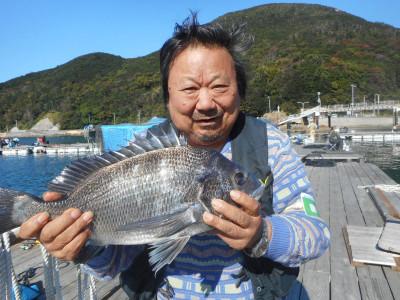 由良海つり公園&釣堀ランドの2019年11月13日(水)1枚目の写真