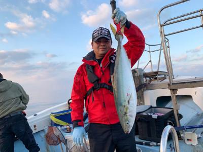 けいせい丸の2019年11月13日(水)1枚目の写真