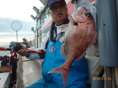 秀吉丸の2019年11月13日(水)2枚目の写真