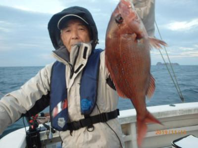 秀吉丸の2019年11月13日(水)4枚目の写真