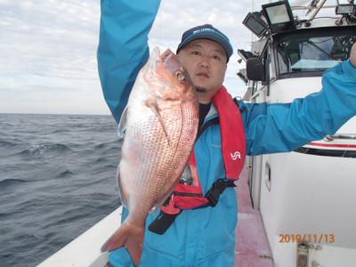 秀吉丸の2019年11月13日(水)5枚目の写真