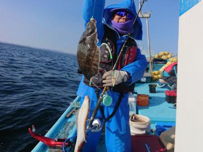 釣船 幌岩丸の2019年11月13日(水)2枚目の写真