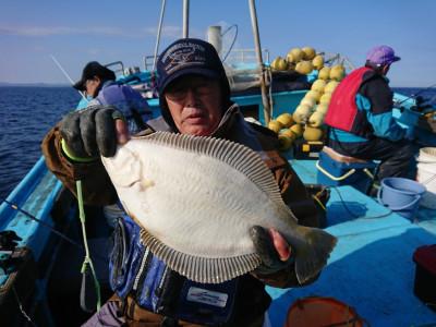 釣船 幌岩丸の2019年11月13日(水)3枚目の写真