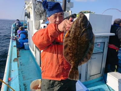 釣船 幌岩丸の2019年11月13日(水)4枚目の写真