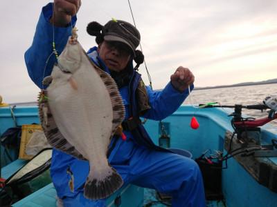 釣船 幌岩丸の2019年11月13日(水)5枚目の写真