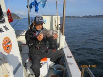 釣具の海友の2019年11月9日(土)2枚目の写真