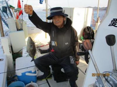 釣具の海友の2019年11月9日(土)3枚目の写真