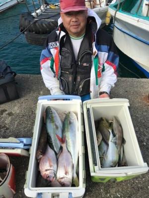 釣り船 黒潮丸の2019年11月14日(木)1枚目の写真