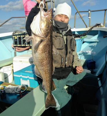 佐々木釣具店 平進丸の2019年11月16日(土)1枚目の写真