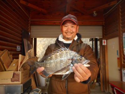 由良海つり公園&釣堀ランドの2019年11月17日(日)1枚目の写真