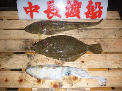 中長渡船の2019年11月17日(日)3枚目の写真