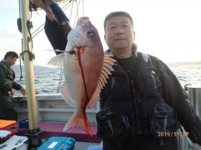 秀吉丸の2019年11月17日(日)1枚目の写真