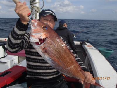 秀吉丸の2019年11月17日(日)3枚目の写真
