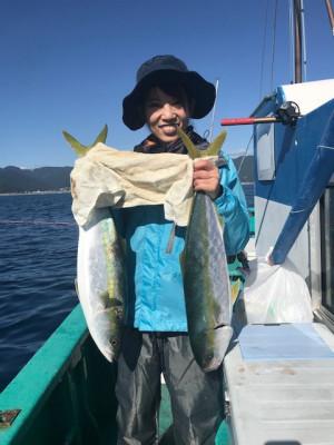 釣り船 黒潮丸の2019年11月20日(水)1枚目の写真