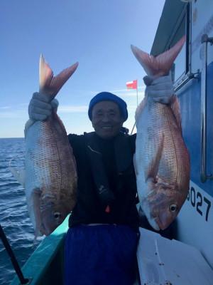 釣り船 黒潮丸の2019年11月20日(水)2枚目の写真