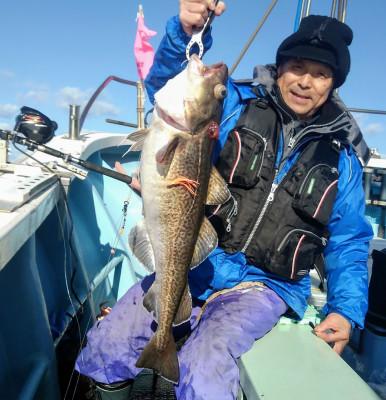 佐々木釣具店 平進丸の2019年11月21日(木)1枚目の写真