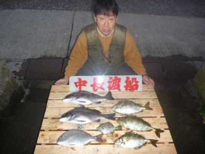 中長渡船の2019年11月21日(木)2枚目の写真