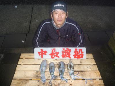 中長渡船の2019年11月22日(金)1枚目の写真