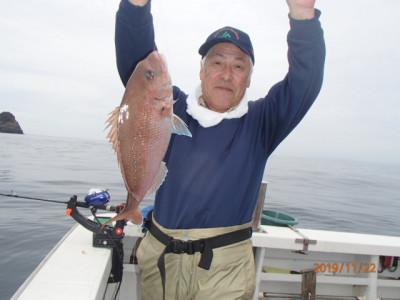 秀吉丸の2019年11月22日(金)2枚目の写真