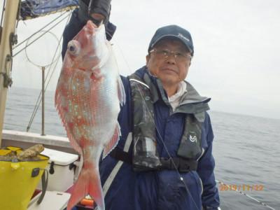 秀吉丸の2019年11月22日(金)3枚目の写真