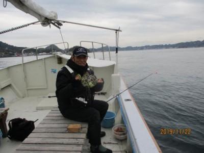 釣具の海友の2019年11月22日(金)1枚目の写真