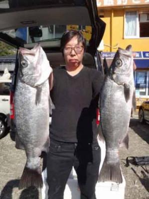 丸銀釣りセンターの2019年11月20日(水)1枚目の写真