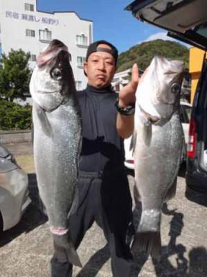 丸銀釣りセンターの2019年11月20日(水)2枚目の写真