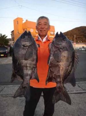 丸銀釣りセンターの2019年11月21日(木)1枚目の写真