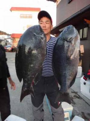 丸銀釣りセンターの2019年11月21日(木)2枚目の写真
