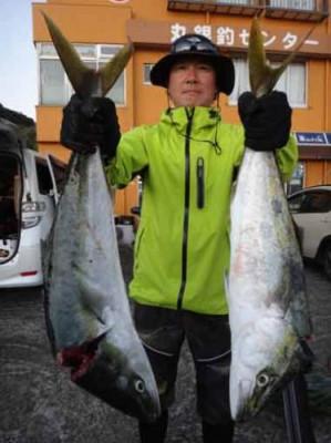 丸銀釣りセンターの2019年11月21日(木)3枚目の写真