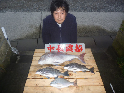 中長渡船の2019年11月23日(土)1枚目の写真
