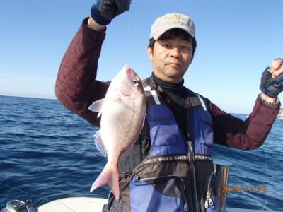 秀吉丸の2019年11月23日(土)3枚目の写真