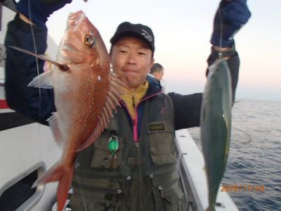 秀吉丸の2019年11月23日(土)4枚目の写真