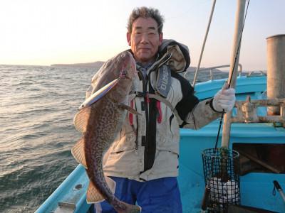 釣船 幌岩丸の2019年11月23日(土)1枚目の写真