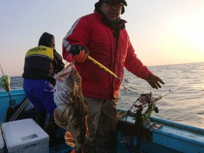 釣船 幌岩丸の2019年11月23日(土)2枚目の写真
