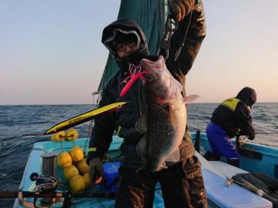 釣船 幌岩丸の2019年11月23日(土)4枚目の写真