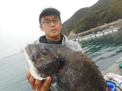 由良海つり公園&釣堀ランドの2019年11月24日(日)1枚目の写真