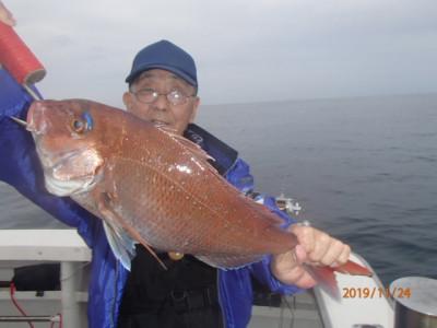 秀吉丸の2019年11月24日(日)4枚目の写真